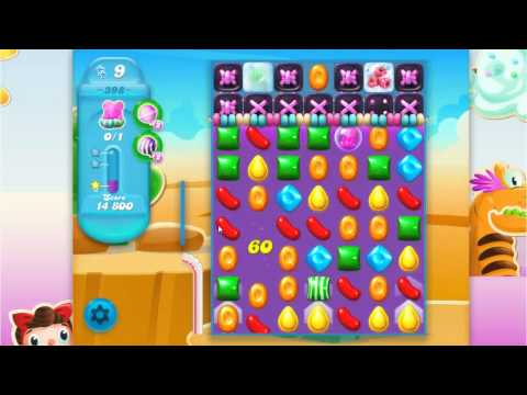 Candy Crush Soda Saga Level 398 No Boosters