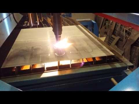 D coupe plasma t le acier 2mm daniel poudroux youtube - Tole acier 2mm ...