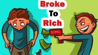 How I Went From Being Dirt Poor To A Millionaire!