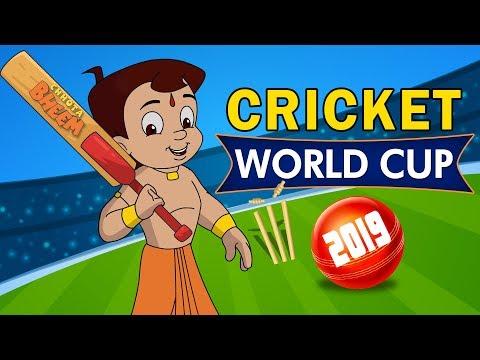 Chhota Bheem - Cricket World Cup 2019
