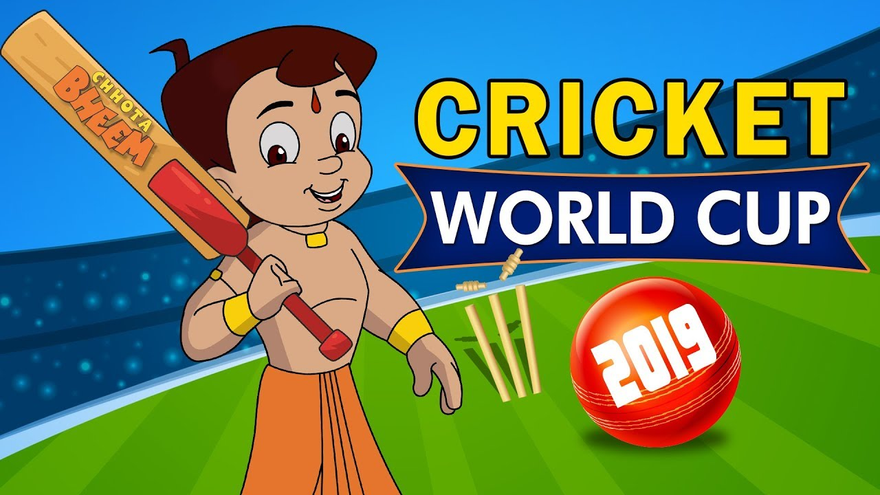 Chhota Bheem - Cricket World Cup 2019