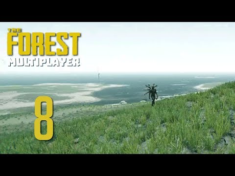 Ep 8 - Fair game (The Forest v1.0 multiplayer gameplay) [1080p,60fps]