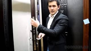 видео Двери металлические класс 3
