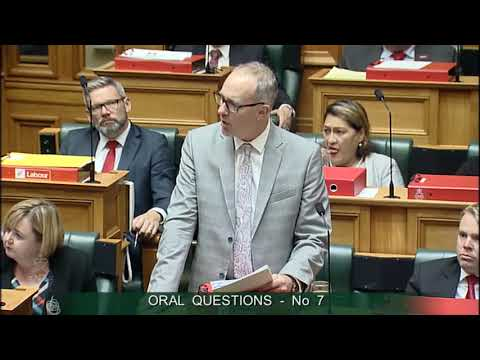 Question 7 - Stuart Smith to the Minister of Transport