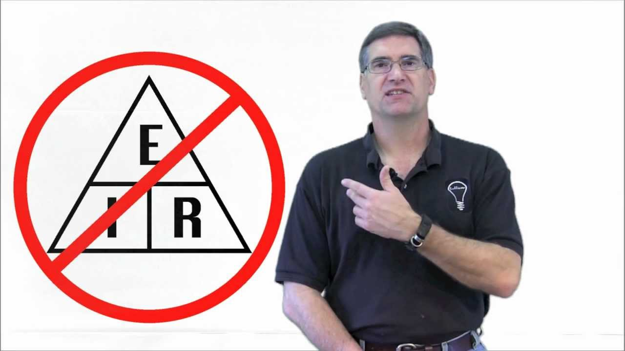 Teaching Ohms Law To Techs Part 1 Youtube In Series Circuits For Automotive Troubleshooting