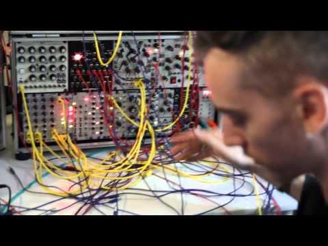 KOMA Machinetalk: Jimmy Edgar Studio Visit Part II