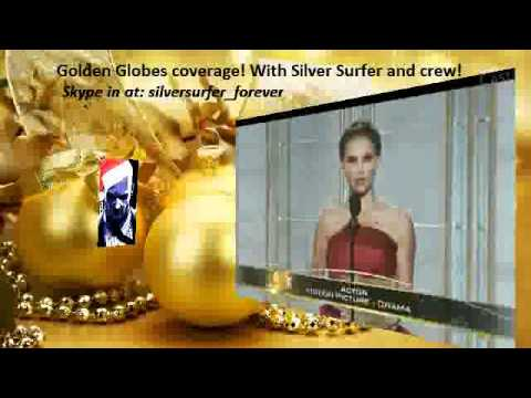 Golden Globes with Surfer & Friends! Part 2