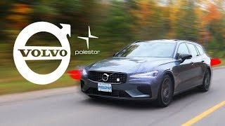 This is the Ultimate Volvo || 2020 Volvo V60 T8 Polestar Engineered review