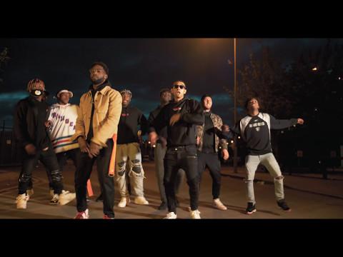Yung Fume X Tinie Tempah - Watch Me Flex REMIX | Link Up TV