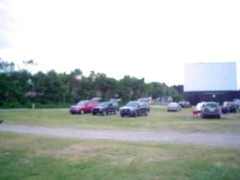 Evergreen Drive-In Theater - Mount Pleasant, Pennsylvania No. 3