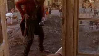 Gangs of New York Bill the Butcher kills Walter McGinn