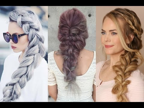 Mermaid Hairstyles For Medium Hair Girls New Hairstyles 2017 Youtube