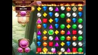 """""""Bejeweled 3"""" Steam PC HD Gameplay"""
