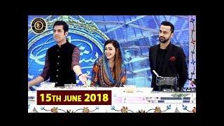 Shan-e-Dastarkhawan – (Doodh dulari recipe) – Shan e Iftar – 15th June 2018