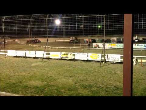 Wakeeney Speedway- Jason Rogers