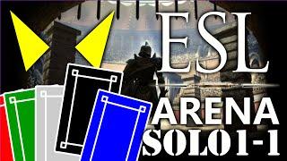 Elder Scrolls: Legends CCG - Solo Arena P1