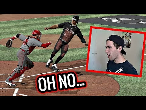 THE WORST DECISION IN BASEBALL HISTORY?! MLB The Show 17 Diamond Dynasty