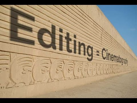 How editing can make you a better cinematographer