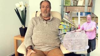 David's amazing weight loss success story at the Hampshire Hypnotherapy & Counselling Centre LTD