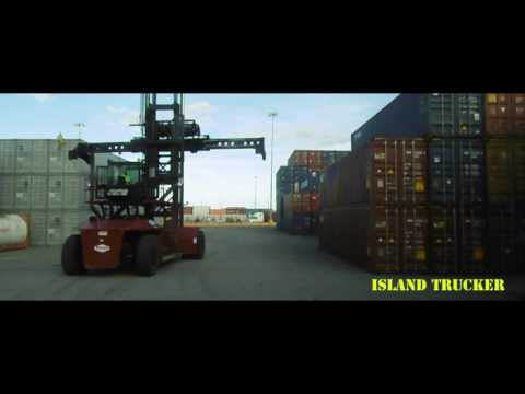 PICK UP CONTAINER AT THE PORT
