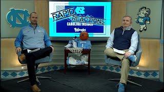 Carolina Insider - Rapid Reactions Episode 2