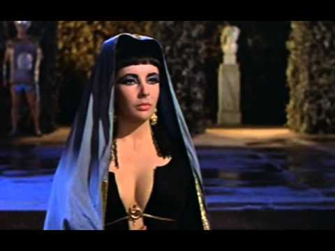 Cleopatra Costumes for Elizabeth Taylor  sc 1 st  YouTube : cleopatra dress up costume  - Germanpascual.Com