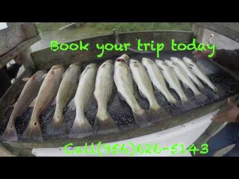 Big Trout and nice Reds-Arroyo city(Aquaholic Charters)
