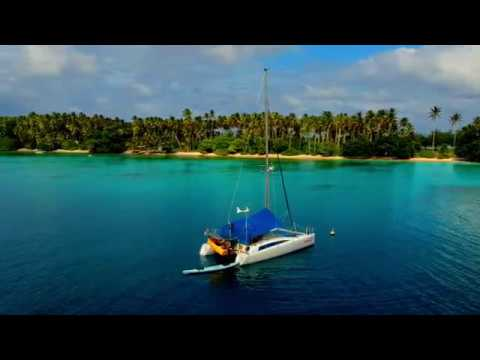 Drone Tour of Majuro, Marshall Islands