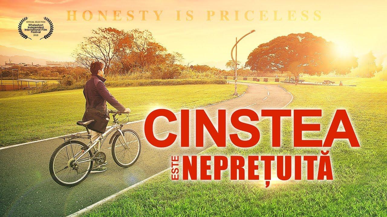 """Film creștin subtitrat """"Cinstea este neprețuită"""" Dumnezeu îi binecuvântează pe cei onești"""