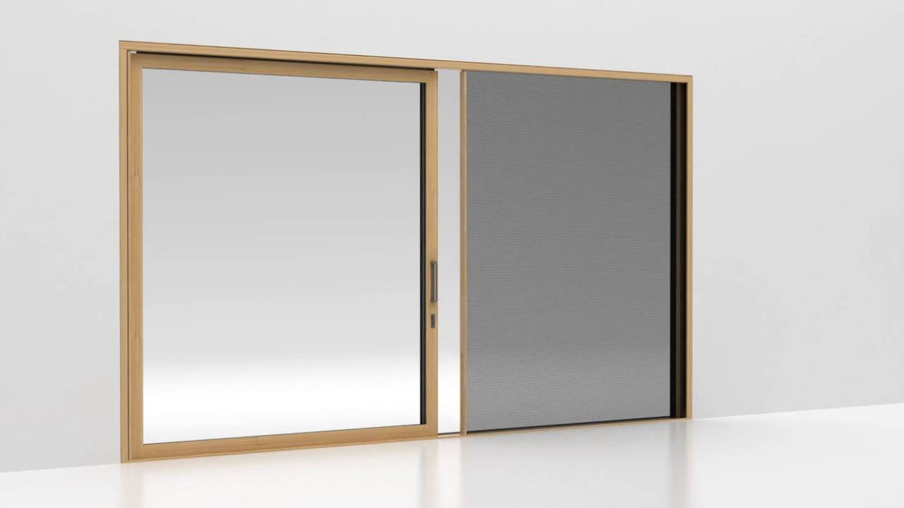 Centor Sliding Door #1 & Centor Sliding Door #1 - YouTube