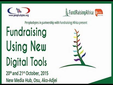 Fundraising Using New Digital Technologies