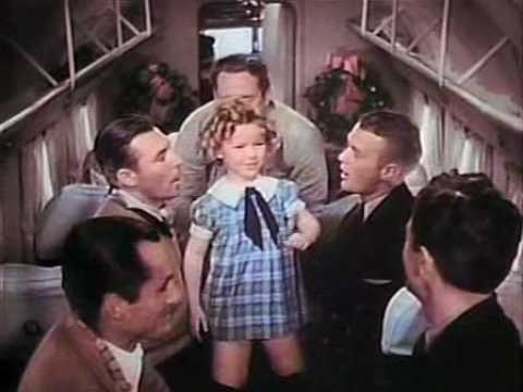 shirley temple on the good ship lollipop avi youtube