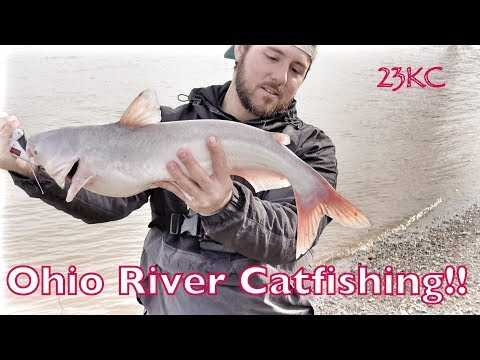 Ohio River Catfishing..