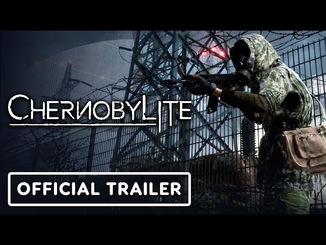Chernobylite - Official Gameplay Trailer | Summer of Gaming 2021