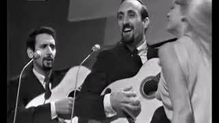 "PETER PAUL & MARY ""San Francisco Bay Blues"" (1966)"
