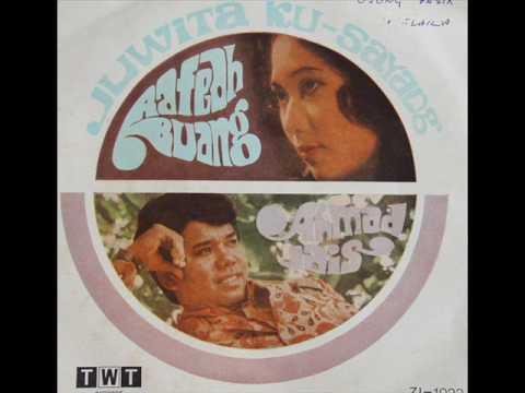 """Rafeah Buang & Ahmad Jais """"Juwita Ku Sayang"""""""