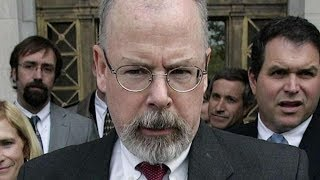 H.A. Goodman John Durham is Investigating the Special Counsel Team that worked for Mueller