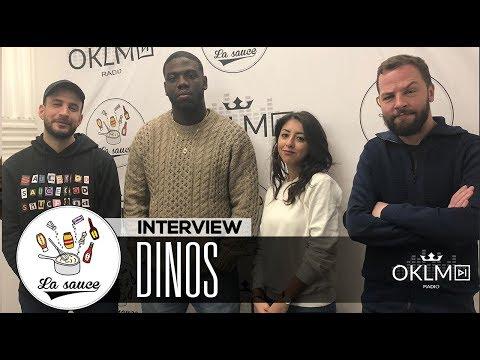 Youtube: DINOS («Imany deluxe», chiffres de ventes, 93Empire, Alpha Wann…) – #LaSauce sur OKLM Radio