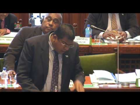 Minister for Education informs Parliament on progress of Climate Change education in Schools