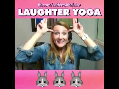 Bunny Bunny Bunny Claire S Laughter Yoga Series S01 Ep 04