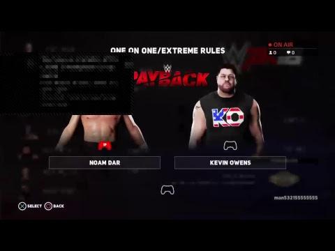 WWE 2k18 live |