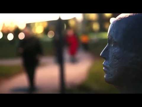 Borders - A sculpture installation by Icelandic artist Steinunn Thórarinsdóttir