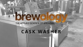 Brewology Tornado Cask Washer