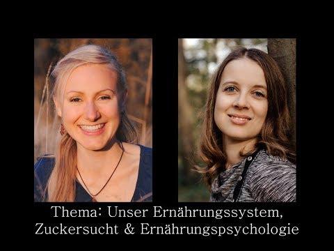 Interview Yvonne Reichelt: Ernährungssystem, Zuckersucht & Ernährungspsychologie
