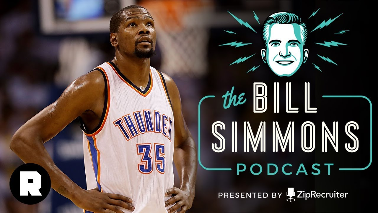 OKC-GSW Game 6, 2016: A Special Sports Rewatchables | The Bill Simmons Podcast