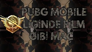 As Liginde Film Gibi Maç - Pubg Mobile