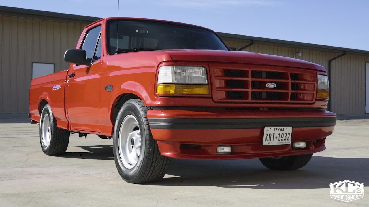 Daily driven 1995 ford lightning