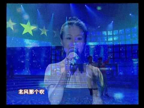 Wang Zheng 王筝 - North Wind Blowing 白毛女选段  北风吹