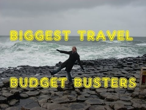 6 Biggest Travel Budget Busters & How to Avoid Them