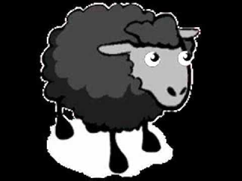 GeTuP, Sheepy & Mango are singing baa baa black sheep.